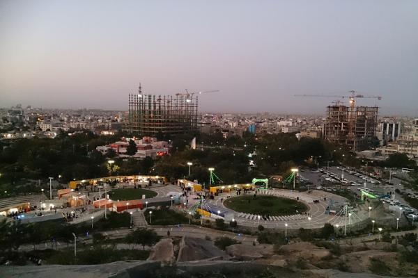 عکس بام مشهد