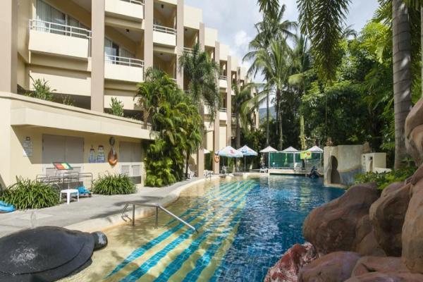 هتل هالیدی این پوکت تایلند
