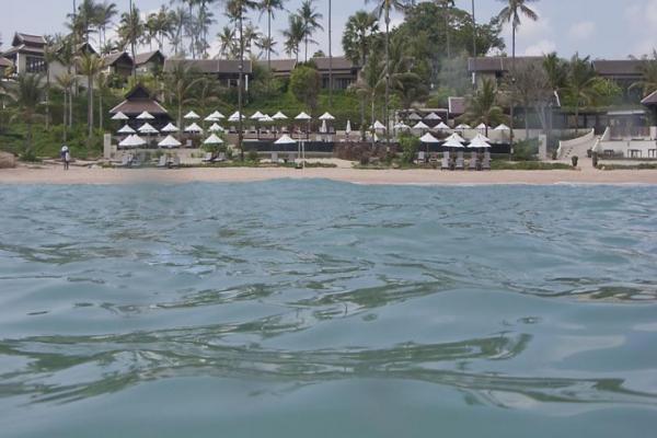 هتل آنانتارا لاوانا ساموئی تایلند