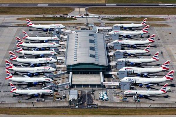 فرودگاه بینالمللی -بهترین فرودگاه ها ی دنیا -بزرگترین فرودگاه های جهان