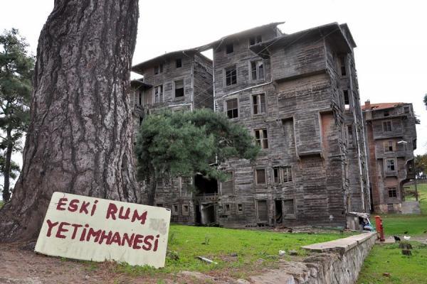 تاریخچه جزیره بیوک آدا استانبول + تصاویر