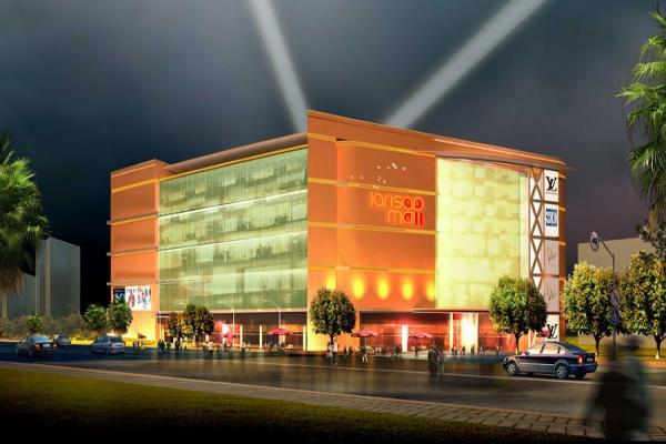 مرکز خرید لاریسا مال کیش + تصاویر