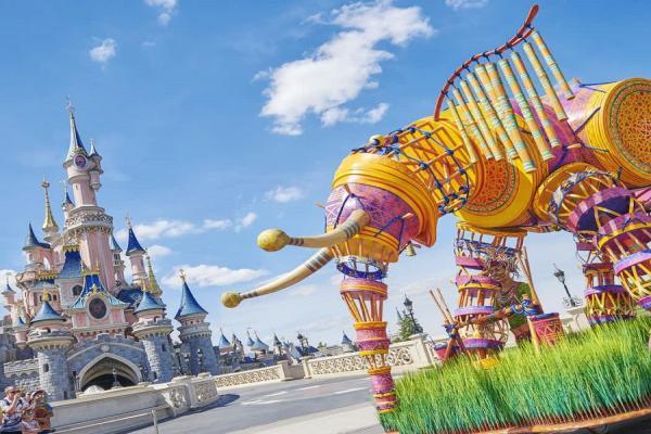 پارک دیزنی لند پاریس + تصاویر|تور لحظه آخری,تور ارزان , تور ...
