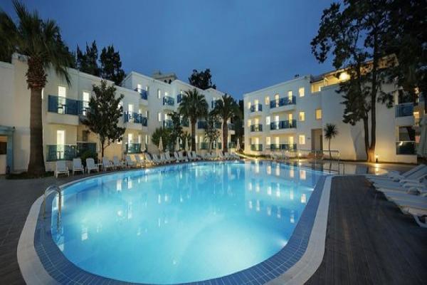 هتل لو بلو کوش آداسی ترکیه