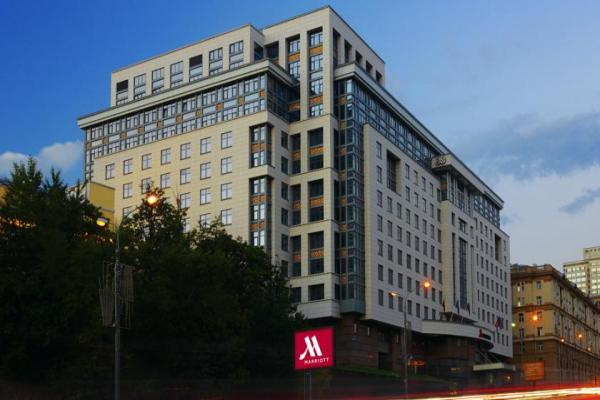 هتل ماریوت نوی آربات (Marriott Novy Arbat) مسکو + تصاویر