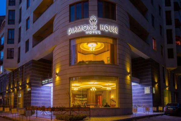 هتل دیاموند ارمنستان (Diamond House Hotel) + تصاویر