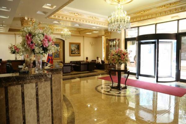 هتل رویال پلازا ارمنستان