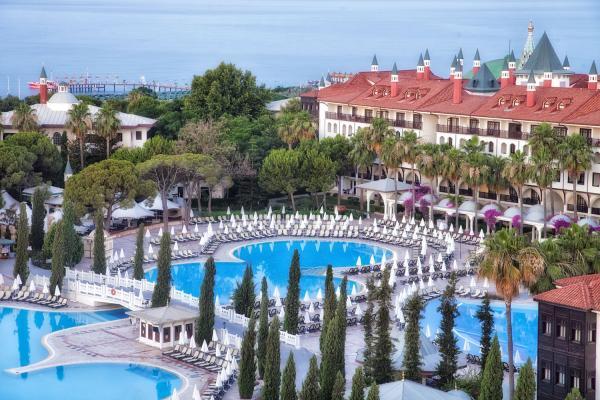 هتل توپکاپی پالاس آنتالیا