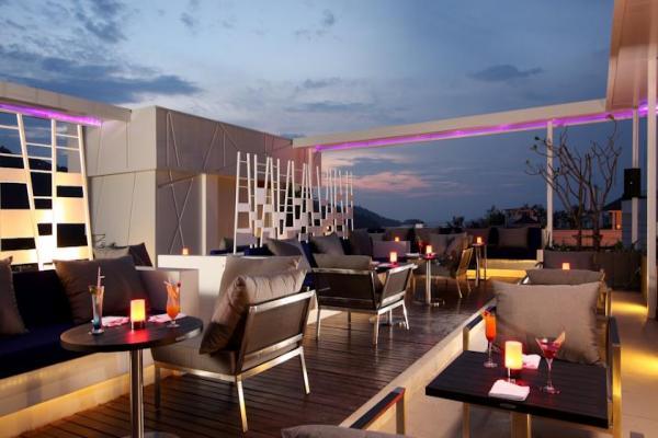 هتل سنترا اشلی پاتونگ پوکت تایلند