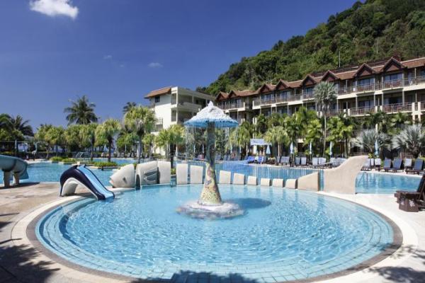 هتل مرلین پوکت تایلند