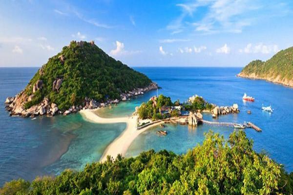 5 جذابیت برتر ساحل مانیم ساموئی تایلند