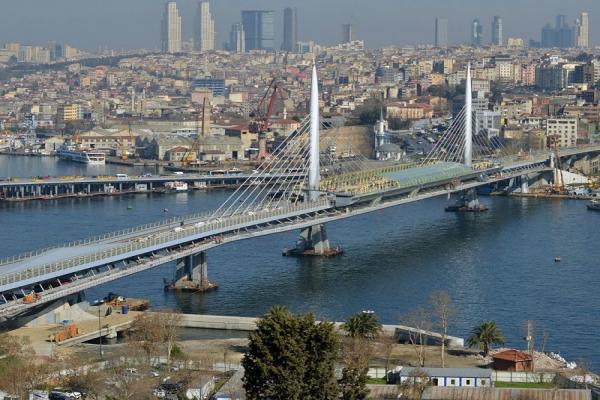 شاخ طلایی استانبول Istanbul Golden Horn