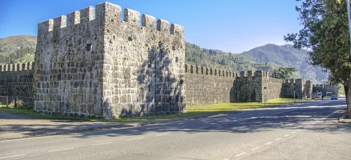 قلعه آپسارکو گونیو
