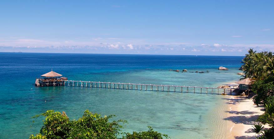 جزیره ی تیومان مالزی