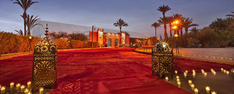 شهر سرخ مراکش