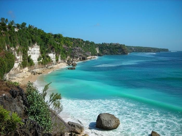 ساحل های بالی 5ام در جهان