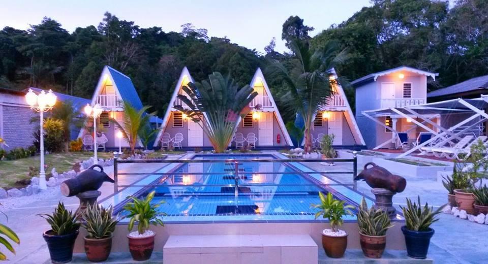 استراحتگاه نیپه Nipah مالزی