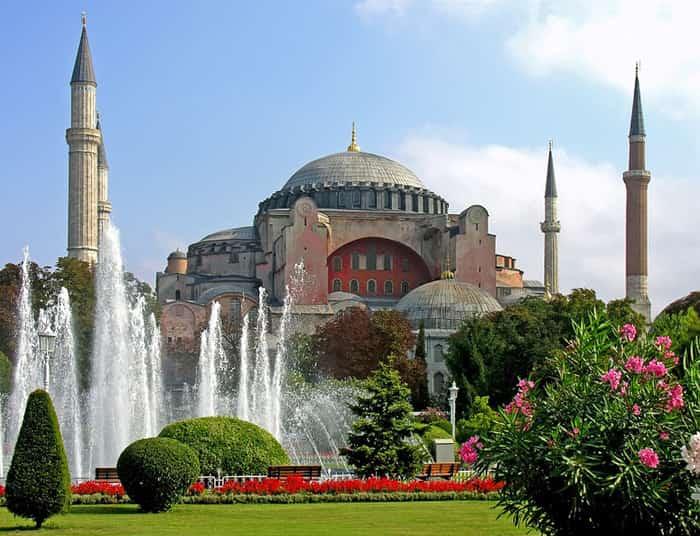 ایا صوفیه استانبول Abash Istanbul mosque