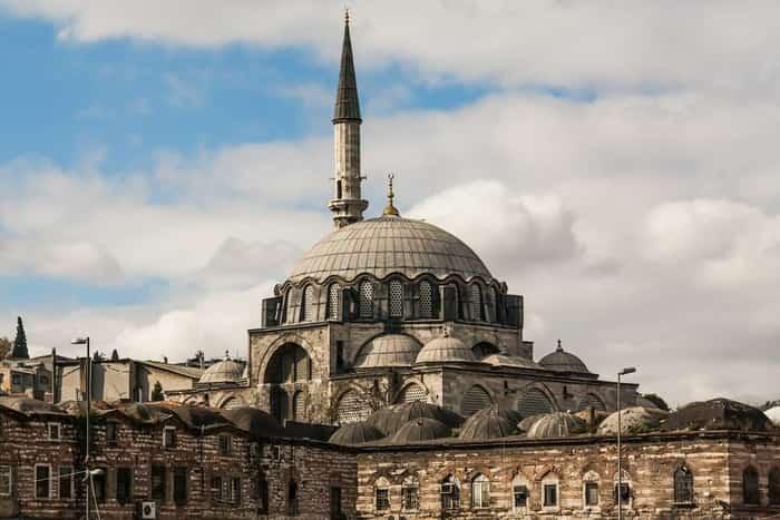 مسجد رستم پاشا استانبول Rustem Pasha Mosque