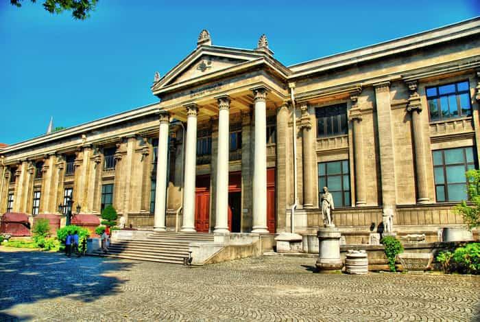 موزه های باستان شناسی استانبول Istanbul Archeology Museums