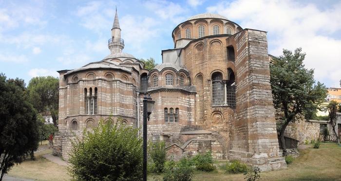 کلیسای چورا استانبول Chora Church Istanbul