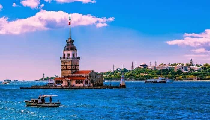 برج دختر استانبول Istanbul girl tower