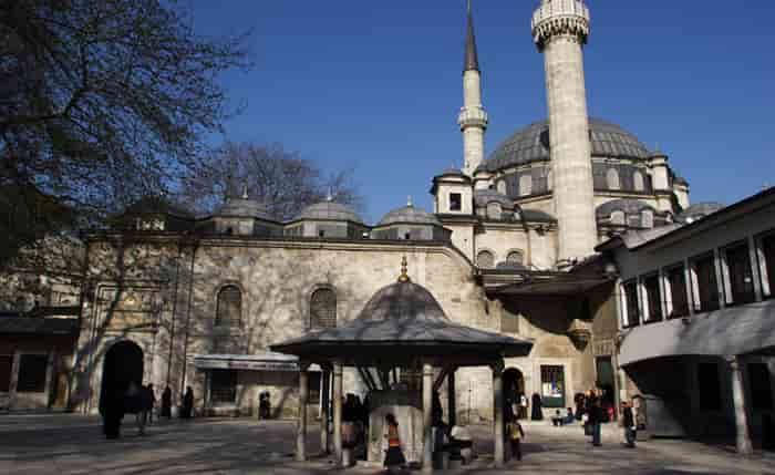 مسجد ایوب سلطان استانبول Eyüp Sultan Mosque