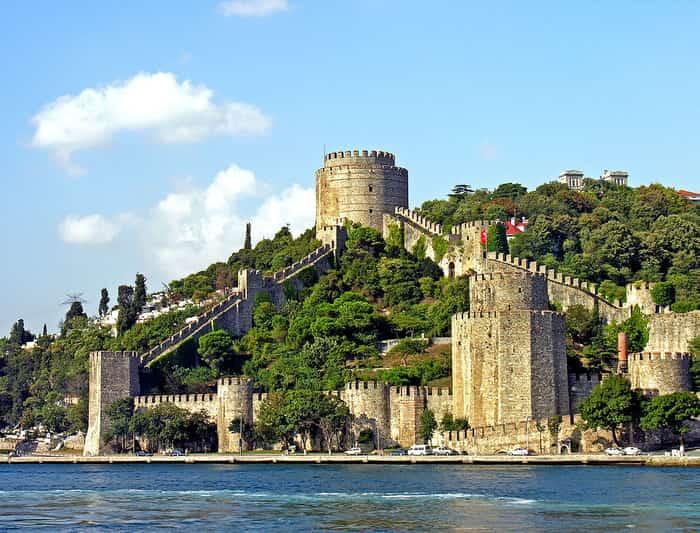 قلعه ی روملی حصار استانبول Fort Rumelihisarı Istanbul