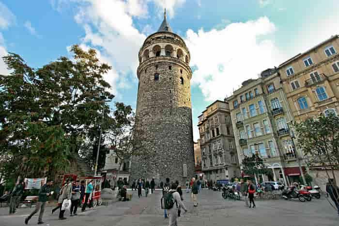 برج گالاتا استانبول Galata Tower