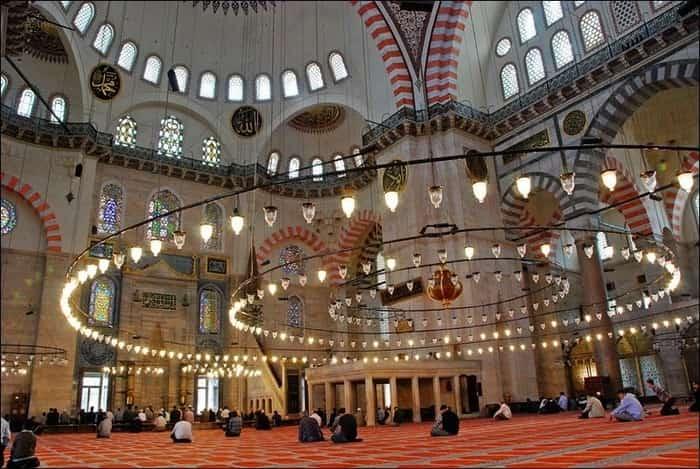 مسجد سلیمانیه استانبول Suleymaniye Mosque
