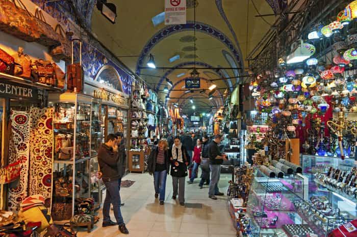 بازار بزرگ استانبول The Grand Bazaar