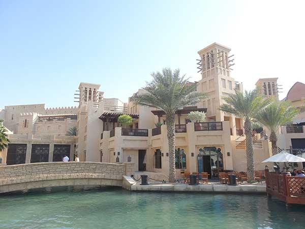 شهرک باستانی جمیرا دبی