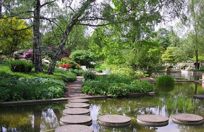 پارک 47 هکتاری Planten un Blomen