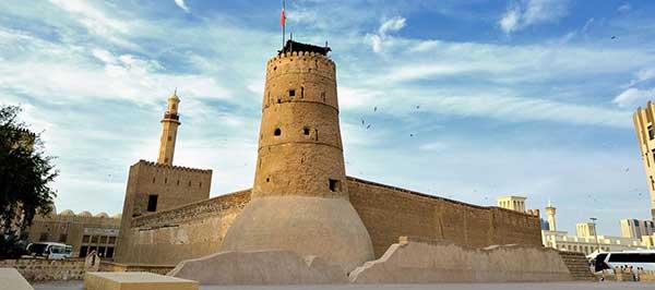 موزه ام الشیف مجلس دبی  Umm Al sheif Museum Dubai