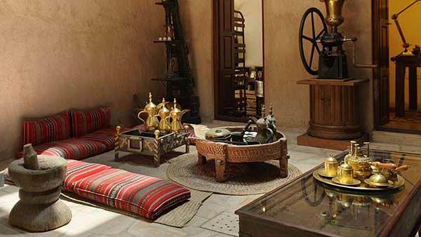 بزرگترین موزه قهوه در خاورمیانه در کشور دبی