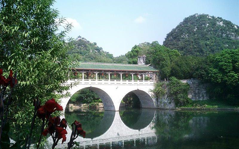 پارک 7ستاره چین