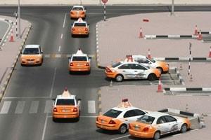 قوانین رانندگی در دبی