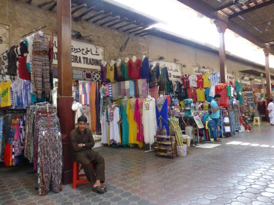 آدرس پارچه فروشی های دبی
