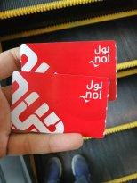 انواع بلیط های مترو دبی