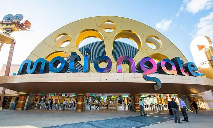 ششمین شهربازی دبی Motiongate Dubai