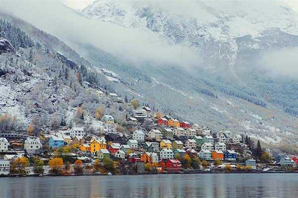 راهنمایی سفر به نروژ