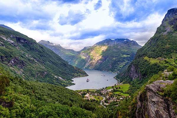 راهنمای سفر به نروژ