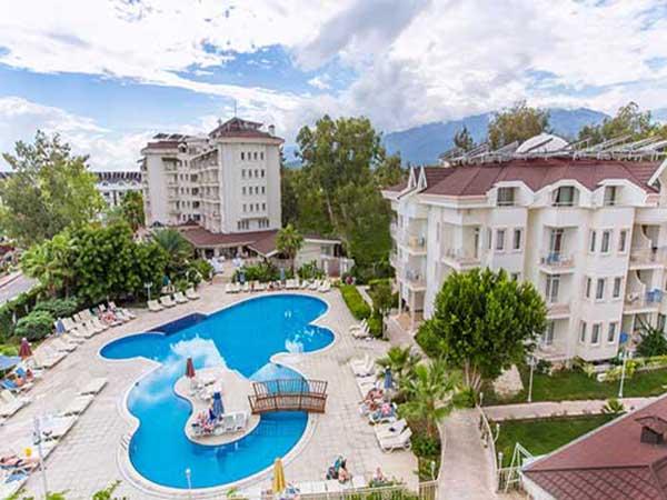 هتل 4 ستاره کاپلان پارادایس