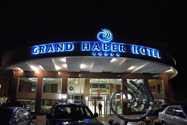 هتل گرند هبر