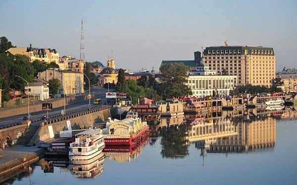 راهنمایی سفر به اکراین