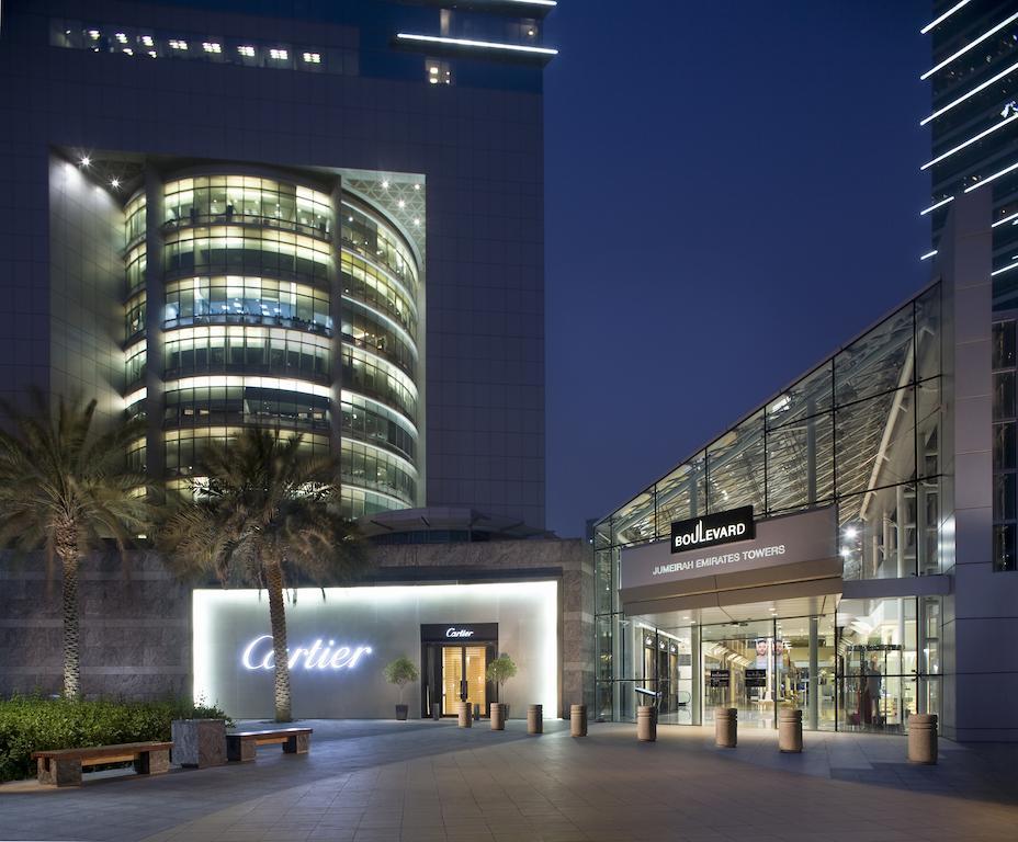 پنجمین هتل از بلندترین هتل دنیا