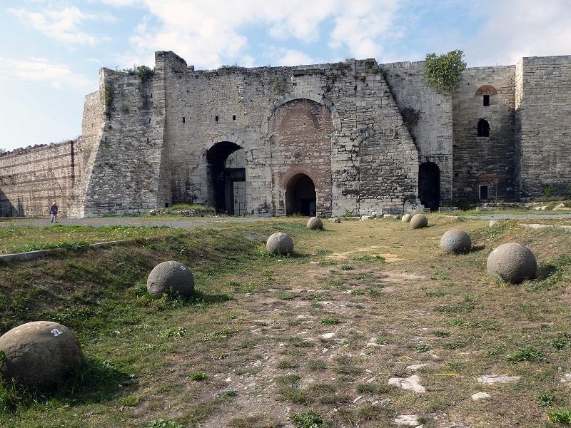 قلعهی یدیکوله  استانبول