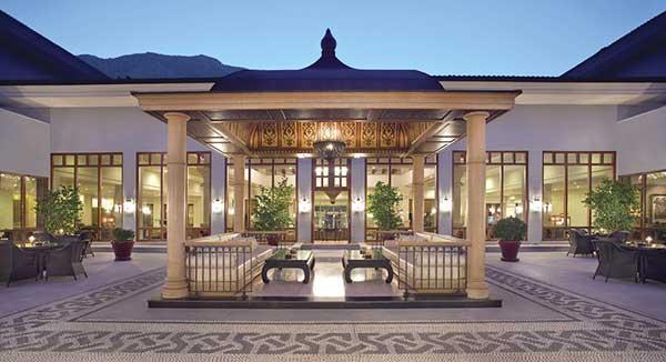 هتل آکا آنتدون کمر آنتالیا