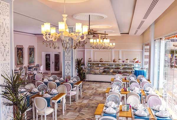 هتل اورنج کانتی کمر آنتالیا