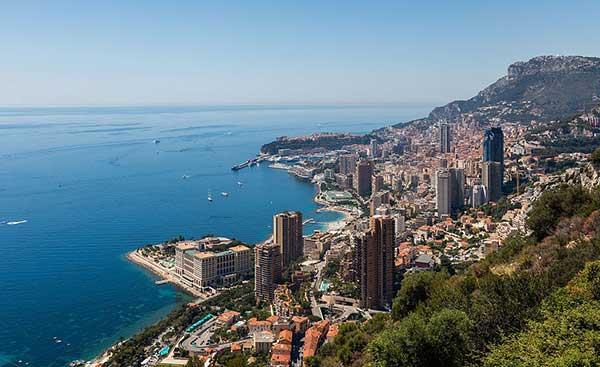 راهنمایی سفر به موناکو